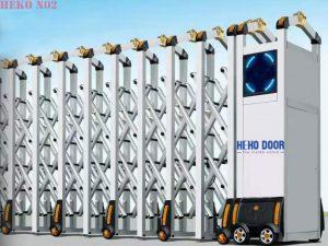 Cổng hợp kim nhôm N02