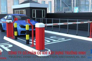 Cổng barie tự động chất lượng vượt trội trên mọi công trình