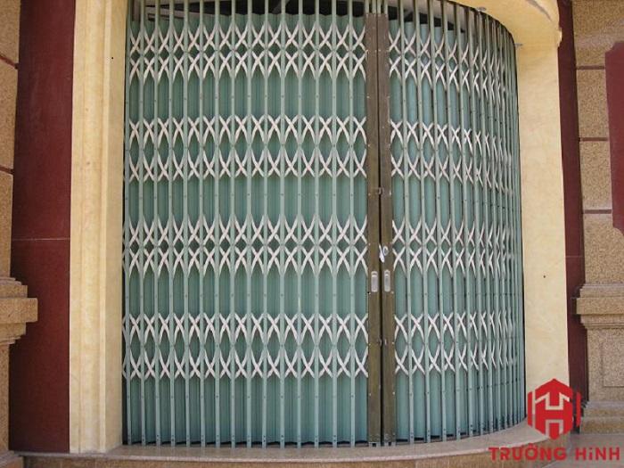 cửa xếp đài loan hà nội