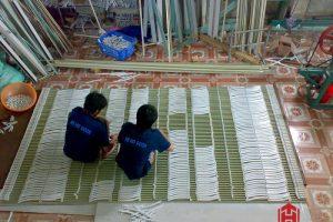 Kích thước và cách lắp đặt cửa xếp Đài Loan