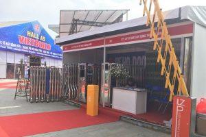 Đơn vị thi công và lắp đặt barie rào chắn tốt nhất tại Hà Nội
