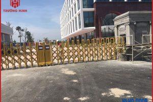 Lắp đặt Cổng Hợp Kim Nhôm Big C Bắc Giang